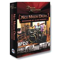 Nick Mason Kit for BFD2/3