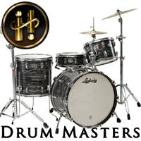 Drum Masters 2: RingBeat Stereo Drum Kit<BR>Infinite Player library for Kontakt