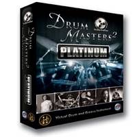 Drum Masters 2: Platinum Infinite Player library for Kontakt