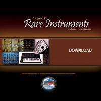 Squids Rare Instruments Vol. 1 Electronic